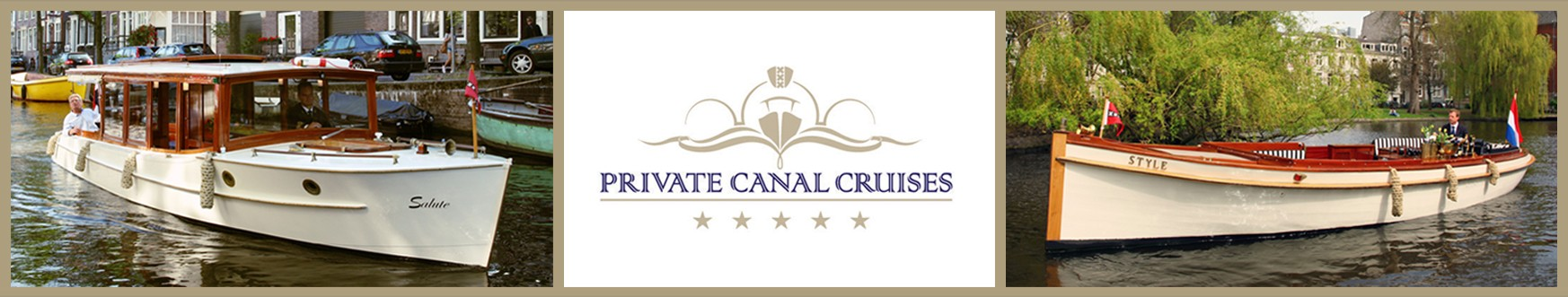 Private Canal Cruises