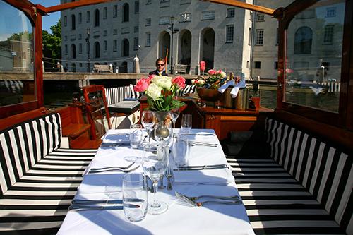 culinair genieten - private canal cruises