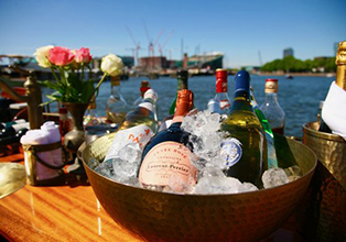 drinks private canal cruises